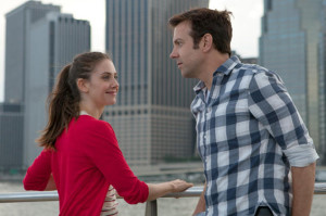 Jason Sudeikis and Alison Brie Are Sex-Addicts With Newfound Restraint in Sleeping with Other People