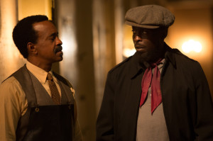 Michael Kenneth Williams and Tim Meadows Play True Detectives in The Spoils Before Dying
