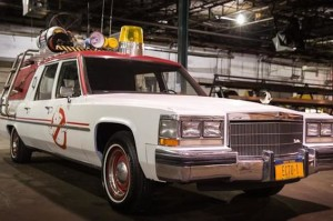 First Photo of New Ghostbusters Ecto-1 Car Proves Paul Feig Gets the Franchise