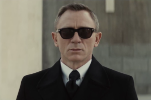 James Bond Drives a Sweet Flame-Spewing Car in Spectre Trailer