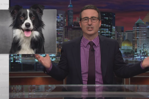 Watch John Oliver Rip Apart 15 Topics in 60 Seconds