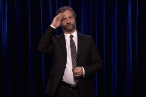Watch Judd Apatow Slam the Cosbys in a Merciless Stand-Up Performance