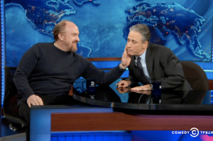 Louis C.K., Denis Leary, Amy Schumer Will Guest On Jon Stewart's Final Daily Show