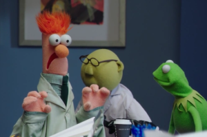 Watch The Muppets Spoof 'The Office' in New Sitcom Preview