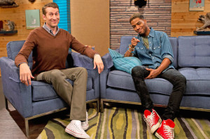 Scott Aukerman and Comedy Bang! Bang! Staffers Are Writing This Year's Emmys