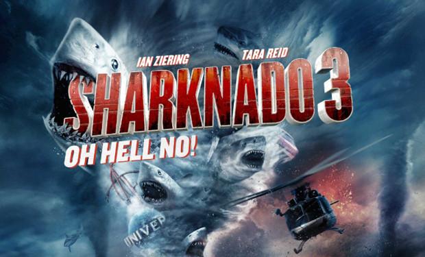 Sharknado 3 Syfy