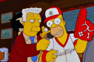 Hank Azaria Calls Mets Plays In Simpsons Voices…Isotopes Next?