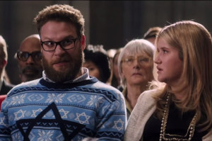 Seth Rogen Spends the Holidays on Mushrooms In The Night Before Trailer
