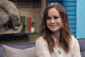 Brie Larson Swipes Right on Comedy Bang! Bang!