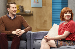 Carly Rae Jepsen Talks About Tom Hanks's Audition Process on Comedy Bang! Bang!
