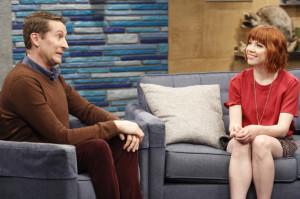 Carly Rae Jepsen Debuts a New Song on Comedy Bang! Bang!