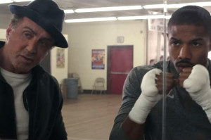 Gritty Trailer For Rocky Sequel Creed Could Use More Mr. T