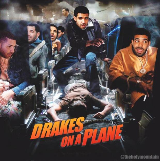 Drakes on a Plane