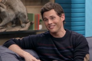 James Marsden Reveals the Secret to His Eternal Youth