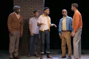 Kid Cudi Stars in Comedy Bang! Bang!'s Temptations Musical