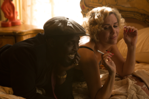 Kristen Wiig and Michael K. Williams Get Hot and Heavy in a Lost Sex Scene From The Spoils Before Dying