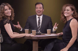 Tina Fey and Amy Poehler Reveal Their Craziest Secrets on Fallon