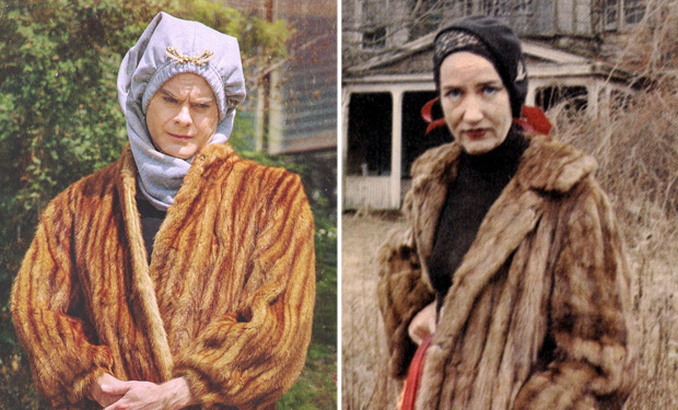 Bill Hader Sandy Passage Grey Gardens