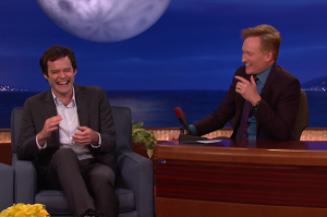 Bill Hader Told a Crazy Story About Losing Vanessa Bayer While Stoned In Amsterdam