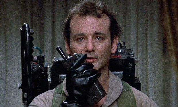 Murray Ghostbusters