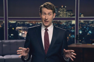 Seth Meyers Ditched The Monologue… Probably After Watching Comedy Bang! Bang!