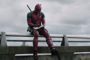 Deadpool Stars In Trailers for Fantastic Four and His Own Movie Trailer