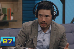 Will Randall Park Be the Champ of Comedy Bang! Bang!'s 'Title That Tune'?
