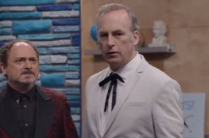 The Almighty Bob Odenkirk Stops By Comedy Bang! Bang! to Save Scott's Soul