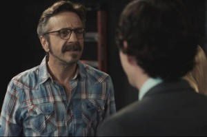 Marc Maron Panics on the Set of His Talk Show in This Clip From the Season Finale