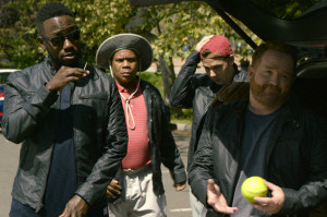 Watch Dads Go Wild in New Comedy Crib Series Suburban Sons