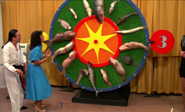 6. Wheel of Fish