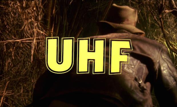 8. UHF