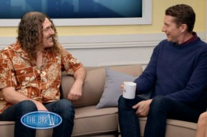 Watch What Happens When Comedy Bang! Bang! Gives Celebs Weird Al Hair Makeovers