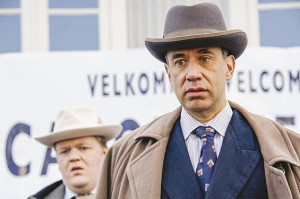 Will Fred Armisen Win Iceland's Al Capone Look-alike Contest?