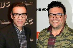 Fred Armisen and Horatio Sanz Team Up for Latino-Focused Comedy Hub