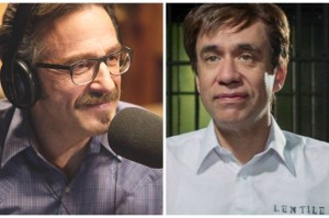 Fred Armisen Visited Marc Maron's WTF Garage For a Revealing Interview