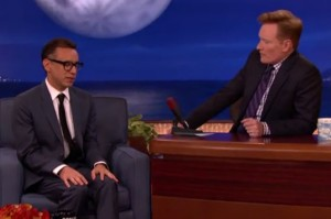 Fred Armisen Talked About His Freddy Krueger Emmy Outfit and Meeting Steve Jobs on Conan