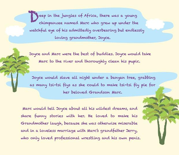 Gigi Book Page 1