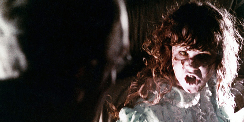 THE EXORCIST [US 1973]  LINDA BLAIR     Date: 1973