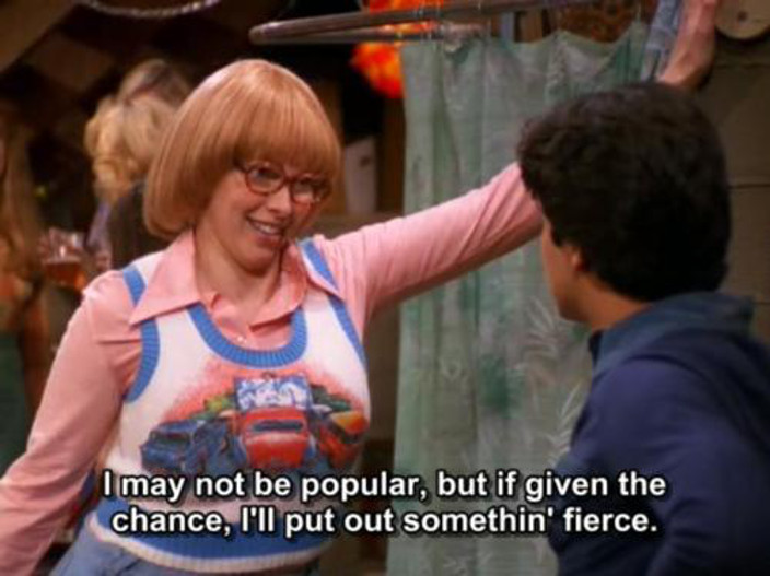 Big Rhonda That 70s Show