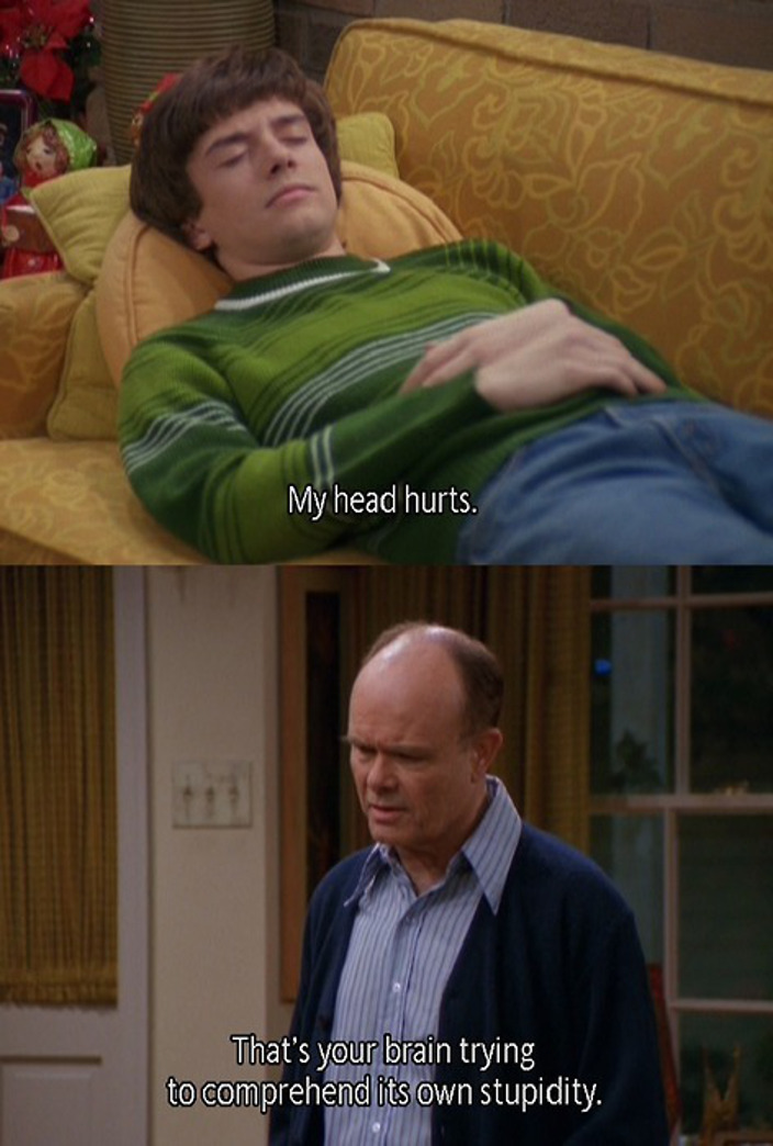 Eric That 70s show