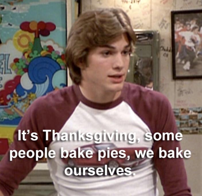 Kelso Thanksgiving