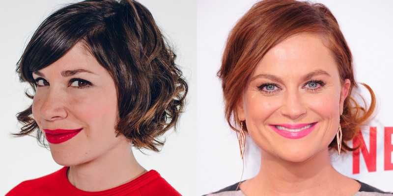 Amy Poehler Carrie Brownstein