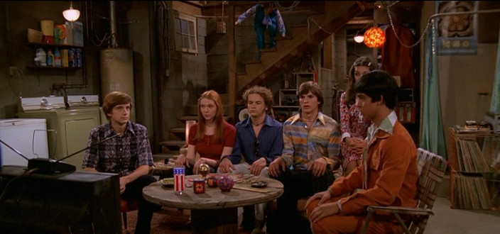 that 70s show basement set 13 times that 39 70s show tackled history