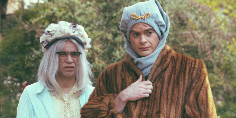 Bill Hader – Fred Armisen – Photo Credit: Tyler Golden/IFC.