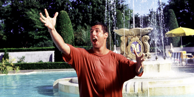Adam Sandler Billy Madison