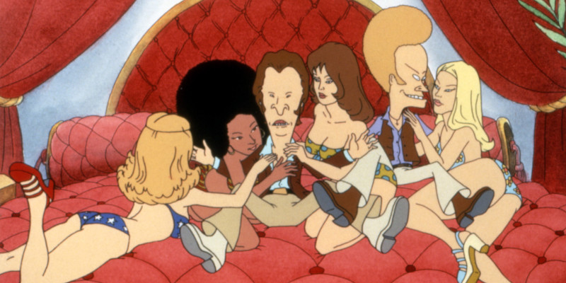 Beavis and Butthead Movie