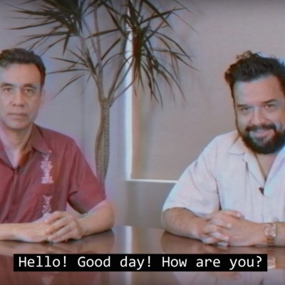 Fred Armisen and Horatio Sanz for Mas Mejor