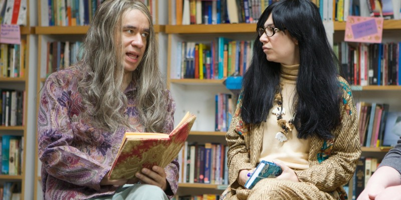 Fred Armisen as Portlandia Candace