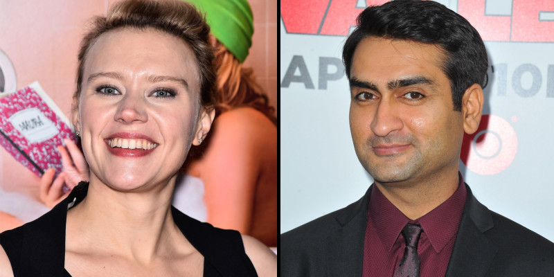 Kate McKinnon and Kumail Nanjiani Spirit Award Hosts